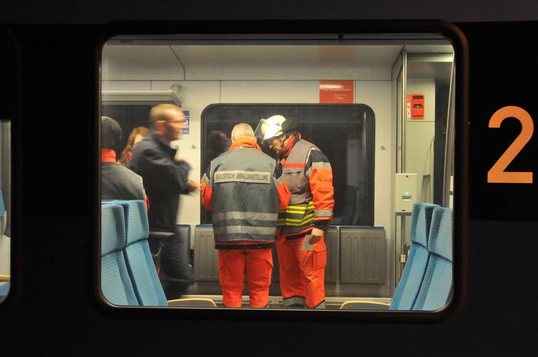 Übung Eisenbahntunnel Lengerich